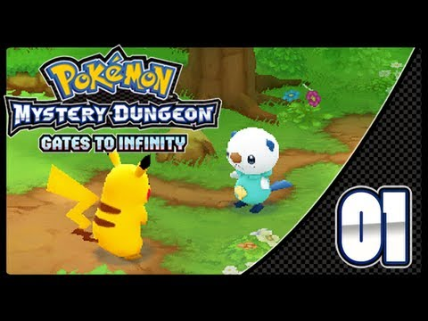 Pokemon Mystery Dungeon You Play Games