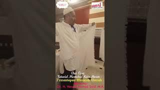 preview picture of video 'Cara Mudah Memakai Kain Ihrom - DR. Hasani Ahmad Said, M.A.'