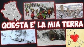 QUESTA È LA MIA TERRA...! 01/2017 tragedia Neve e Terremoto all'Hotel Rigopiano.
