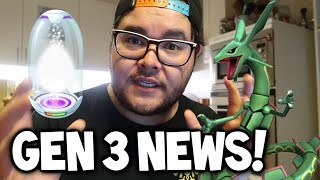 BIG UPDATE: GEN 3 IN POKEMON GO, SUPER INCUBATOR & MEWTWO SOON?! (Pokémon GO Gen 3 Datamine)