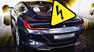 В Погоню за TESLA! ЭЛЕКТРО BMW X3 И НОВАЯ 8 Серия БМВ!