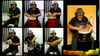 VIDEO: TALLER PERCUSIÓN LATINA - FIDEL CUENTAS