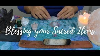 How to Bless and Anoint Your Sacred Items | Spiritual Practices | Goddess Ritual