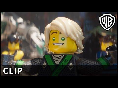 The Lego Ninjago Movie (Clip 'Secret Ninja Force')