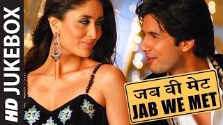 OFFICIAL: 'Jab we Met' FULL VIDEO SONGS JUKEBOX | Mauja Hi Mauja | T-Series