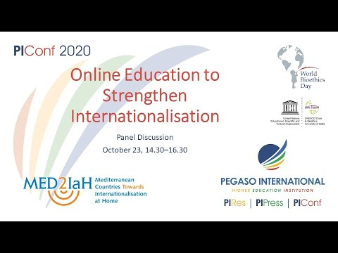 Panel discussion: Online Education to Strengthen Internationalisation