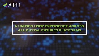 A UNIFIED USER EXPERIENCE