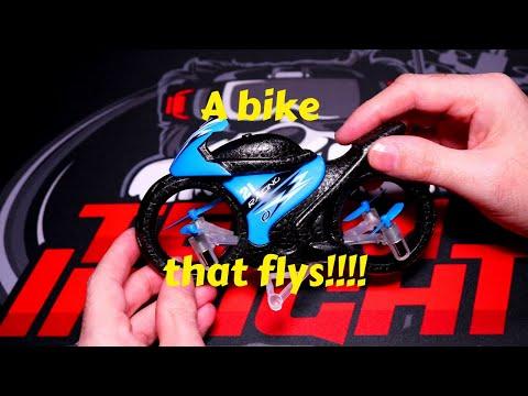 Eachine E021 Racing 2-In-1 Quad Bike Review(Banggood)