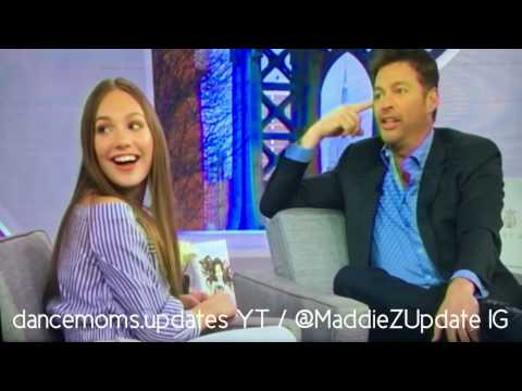 Maddie Ziegler on The Harry Show April 2017 – full video