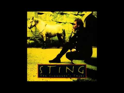 Sting - Fields Of Gold (CD Ten Summoner's Tales)