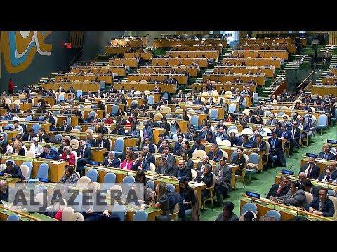 UN defies threats to reject Trump's Jerusalem move