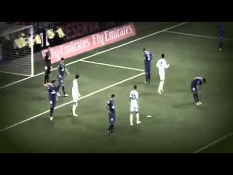 Cristiano Ronaldo Amazing Back-Heel Goal against Getafe