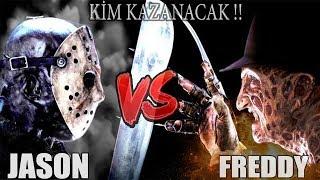 JASON VS FREDDY !! (KİM KAZANACAK ?)