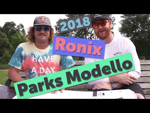 2018 Ronix Parks Camber Modello Wakeboard Review
