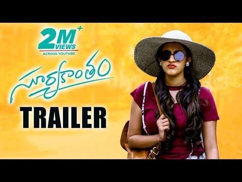 Suryakantam Trailer - Niharika, Rahul Vijay