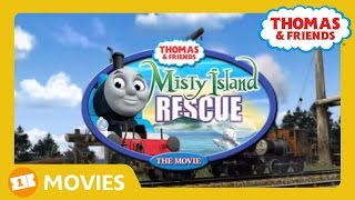 Misty Island Rescue DVD In Stores Now! | Thomas & Friends