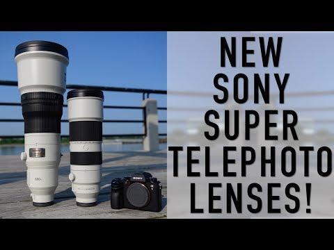 External Review Video nEC15HWlrBQ for Sony FE 200-600mm F5.6-6.3 G OSS Lens (SEL200600G)