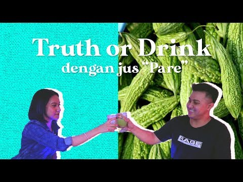 TRUTH OR DRINK | MINUM PARE?