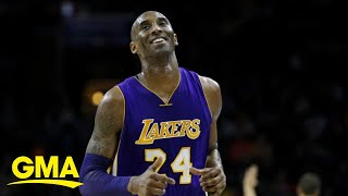 Kobe Bryant's off-the-court legacy l GMA
