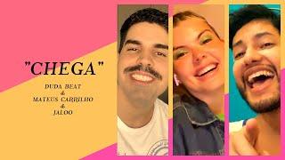 CHEGA #ficaemcasa