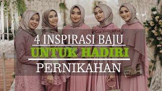 4 Inspirasi Pakaian untuk Hadiri Acara Pernikahan, Simple Namun Tetap Terlihat Cantik!