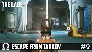 THE NEW LABS MAP = INSANE LOOT! | Escape From Tarkov #9 Multiplayer Ft. Drewski