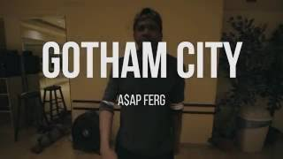 Vladymir Choreography | Asap Ferg - Gotham city