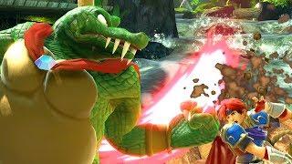 KING K. ROOL IS SO OVERPOWERED - Super Smash Bros. Ultimate – Aaronitmar
