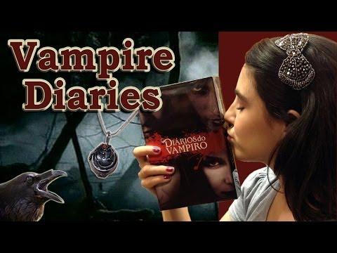 A Culpa é dos Livros - Vampire Diaries