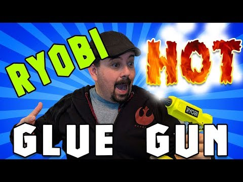 Ryobi Cordless Hot Glue Gun Review – Best Hot Glue Gun for Crafts