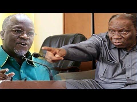 Hali ni Mbaya, CCM Yafunguka Sakata la Wassira Kuzuiliwa Kushiriki Kikao, Bashiru ashindwa kujizuia
