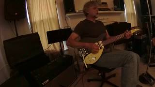 When I Get Home, Beatles cover, 64 Vox AC30/Rick 325c58