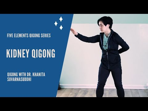 Kidney Qi Gong – To Relieve Low Back Pain