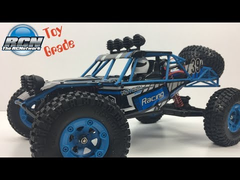 JJRC Highlander 1/12 4wd Desert Buggy – Unbox, Running and Review