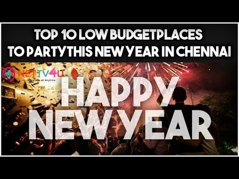 Happening parties in Chennai today Budget Parties| New Year Celebration
