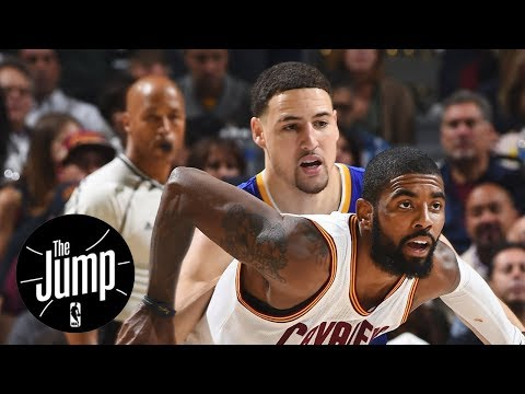 Warriors rejected Kyrie Irving-for-Klay Thompson trade proposal from Cavaliers   The Jump   ESPN