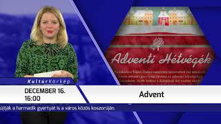 TV Budakalász / Kultúrkörkép / 2017.12.14.