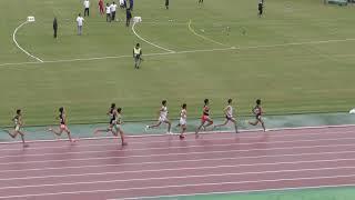 2018年度神奈川県高校新人陸上男子1500m決勝