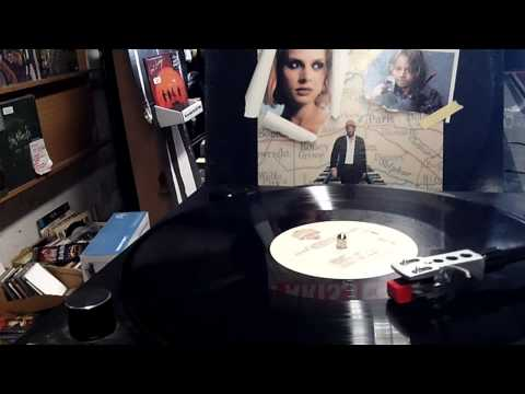 Ry Cooder Houston in Two Seconds Paris Texas Soundtrack Vinyl Recording