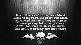 Avenged Sevenfold - Danger Line [Lyrics on screen] [Full HD]