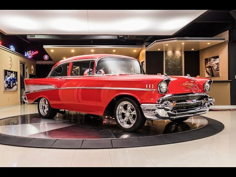 1957 Chevrolet Bel Air (CC-1335433) for sale in Plymouth, Michigan