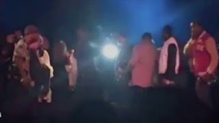 Katt Williams Fight On Stage At Beanie Sigel Show (Intro 4 context)