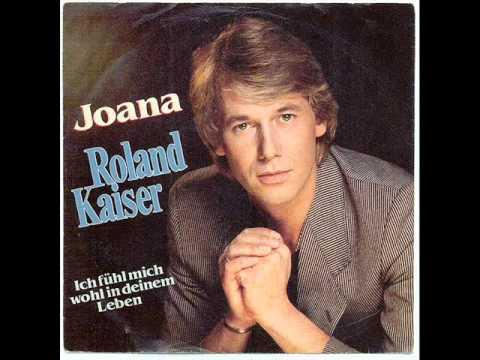 Roland Kaiser Joana letöltés