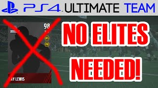 Madden 15 - Madden 15 Ultimate Team -  NO ELITES NEEDED! | MUT 15 PS4 Gameplay