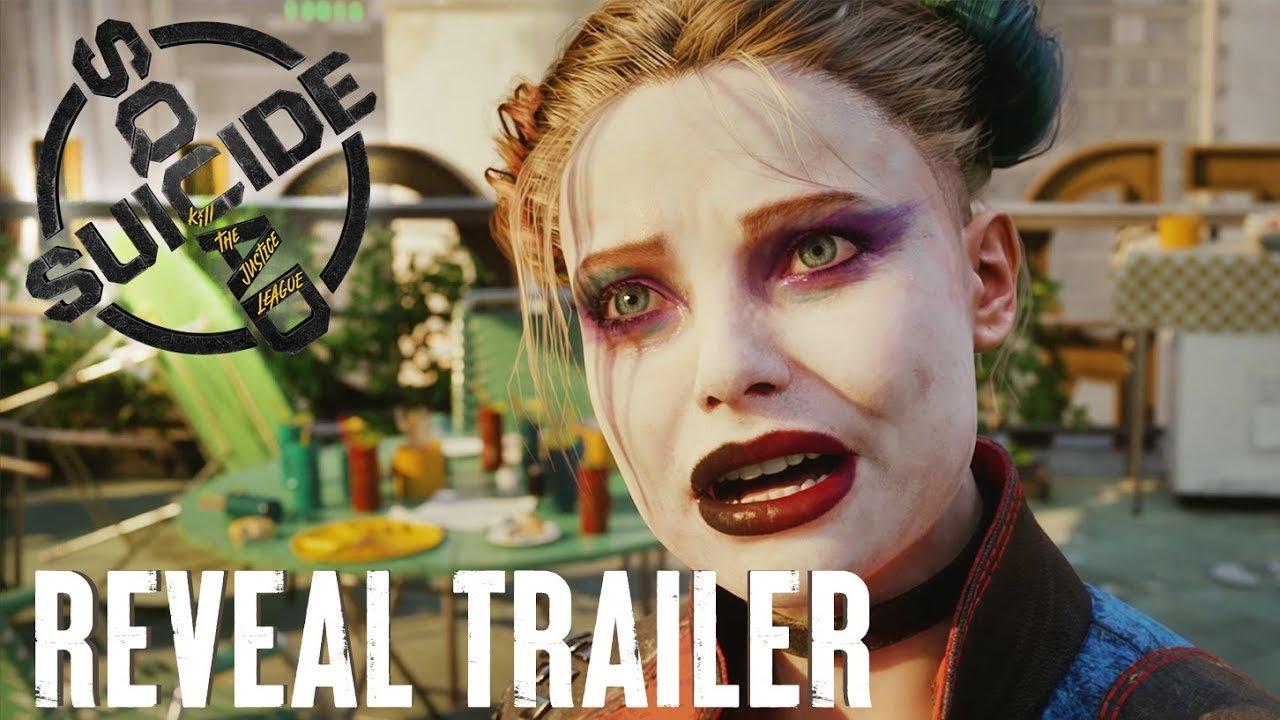 RockSteady新作《自殺突擊隊 滅殺正義聯盟》在DC FanDome公開了首段遊戲宣傳片 Maxresdefault
