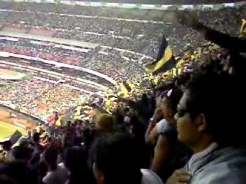 """""""Rebel pasos al costado pumas vs america"""" Barra: La Rebel • Club: Pumas"""