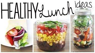 3 Healthy & Easy Lunch Recipes (Vegan & Gluten Free!)