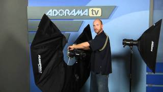 Flashpoint PZ Softbox & Octabox: Product Reviews: Adorama Photography TV