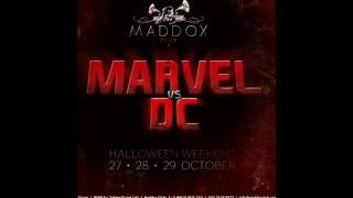 Halloween at Maddox Club 2016   The Battle