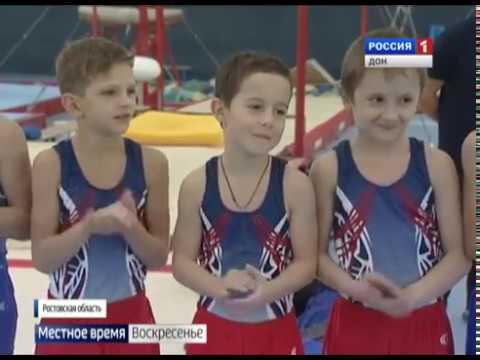 Турниры и награды: о достижениях донских спортсменов в 2018 году